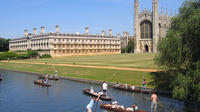 Cambridge Day Trip from Bournemouth