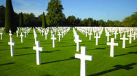 British - American D-Day Beaches Half Day Tour from Bayeux