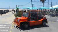 Self-Guided Santa Monica Tour in a Moke Electric Car Rental