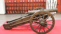 Messina Shore Excursion: City Tour with Museum of Ancient Weapons