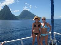 St Lucia Catamaran Day Sail