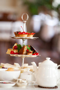 Afternoon Tea at Cape Town's Mount Nelson Hotel