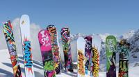Breckenridge Premium Snowboard Rental Including Delivery
