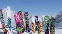 North Lake Tahoe Premium Snowboard Rental Including Delivery
