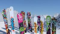 Aspen Premium Snowboard Rental Including Delivery