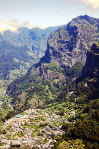 Half Day Traditions and Enchanting Valleys - Eira do Serrado, Curral das Freiras, Monte, Madeira Wine Tasting