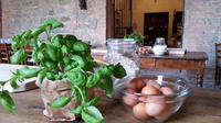 Cooking Class in a Tuscan Historical Location