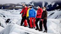 Glacier Walk and Northern Lights Tour from Reykjavik