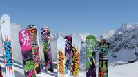 Whistler Snowboard Rental Package Including Delivery
