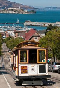 Walking Tour of Fisherman's Wharf and North Beach with Cable Car Ride and optional Alcatraz Ticket