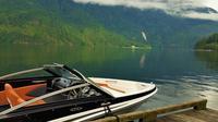 Granite Waterfalls 4-Hour Boat Rental for 5 to 6 People