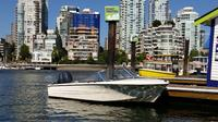 Vancouver 16-Foot Boat Rental for up to 4 Guests