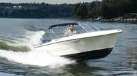 Vancouver Self Drive 17-Foot Boat Rental