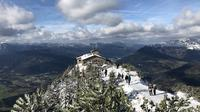 Private Eagles Nest and Salt Mines Tour from Salzburg