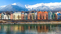 Private Transfer from Salzburg to Innsbruck or Vice Versa with optional visit of Swarovski Crystal World