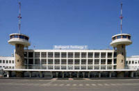 Budapest Airport Private Departure Transfer
