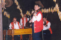 Budapest Folklore Show With Dinner