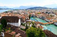 Lucerne City Walking Tour