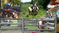 3-Day Horseback Riding Vacation in Ottawa Valley
