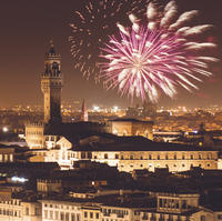 New Year's Eve: Tuscan Dinner, Gala Concert and Midnight Champagne Toast in Florence