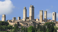 Siena, San Gimignano and Pisa Semi-Independent Tour by Bus from Florence