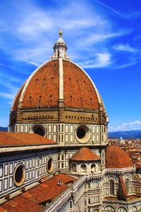 Skip the Line: Small-Group Florence Duomo Tour with Terrace Visit, Dome Climb, Wine Tasting and Optional Lunch