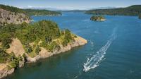 Seattle to Friday Harbor Seaplane Flight