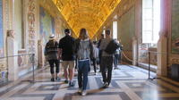 Skip-the-line Vatican tour with Sistine Chapel & St Peters