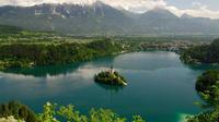 Lake Bled and Ljubljana Tour from Koper