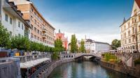 Ljubljana Capital of Slovenia Full Day Tour from Koper