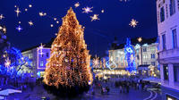Ljubljana Christmas Market Tour from Trieste