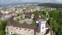 Private Tour: Ljubljana Capital of Slovenia from Koper