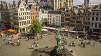 3-Hour Private Highlights with Non-Classic Stories Tour in Antwerp