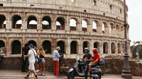 3-hour Private Vespa Tour of Rome