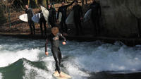 Munich Unique Surfing Experience in River Eisbach Led by a Local
