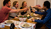Private Homemade Vegan Dinner with Locals in Amsterdam
