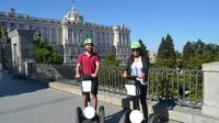 Madrid Private Segway Tour with Tapa and Drink