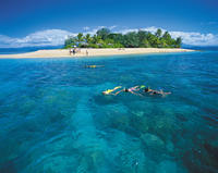 Segeltour zum Low Isles Great Barrier Reef ab Port Douglas