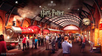 Harry Potter Tour of Warner Bros. Studio in London