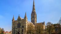 Windsor, Stonehenge, Salisbury, and Bath with Christmas Lunch