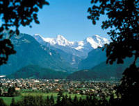 Interlaken - Grindelwald in the Bernese Oberland (from Zurich)