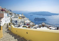 3-Day Independent Island Hopping from Crete Including Santorini and Mykonos*