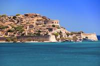 Spinaloga Island, Crete*