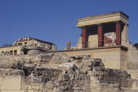 Private Tour: Ancient Palace of Knossos, Heraklion Archaeological Museum and City Tour