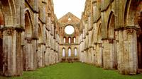 Full-Day Private Tour to San Galgano and Montalcino from Siena