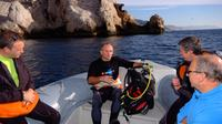 Full-Day Snorkeling and Guided Dive in the Calanques National Park from Marseille