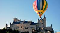 Paseo en globo aerostático al amanecer, sobre Segovia o Toledo