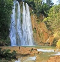 El Limón Waterfall Tour and Horseback Ride from Samaná