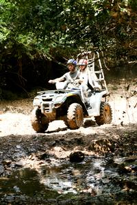 Punta Cana 4x4 Buggy Eco-Adventure at Indigenous Eyes Ecological Park