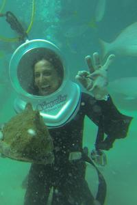 Punta Cana Seaquarium Underwater Adventure